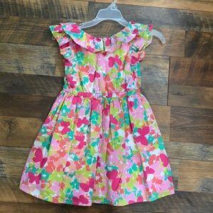 Crown & Ivy floral dress Sz 7